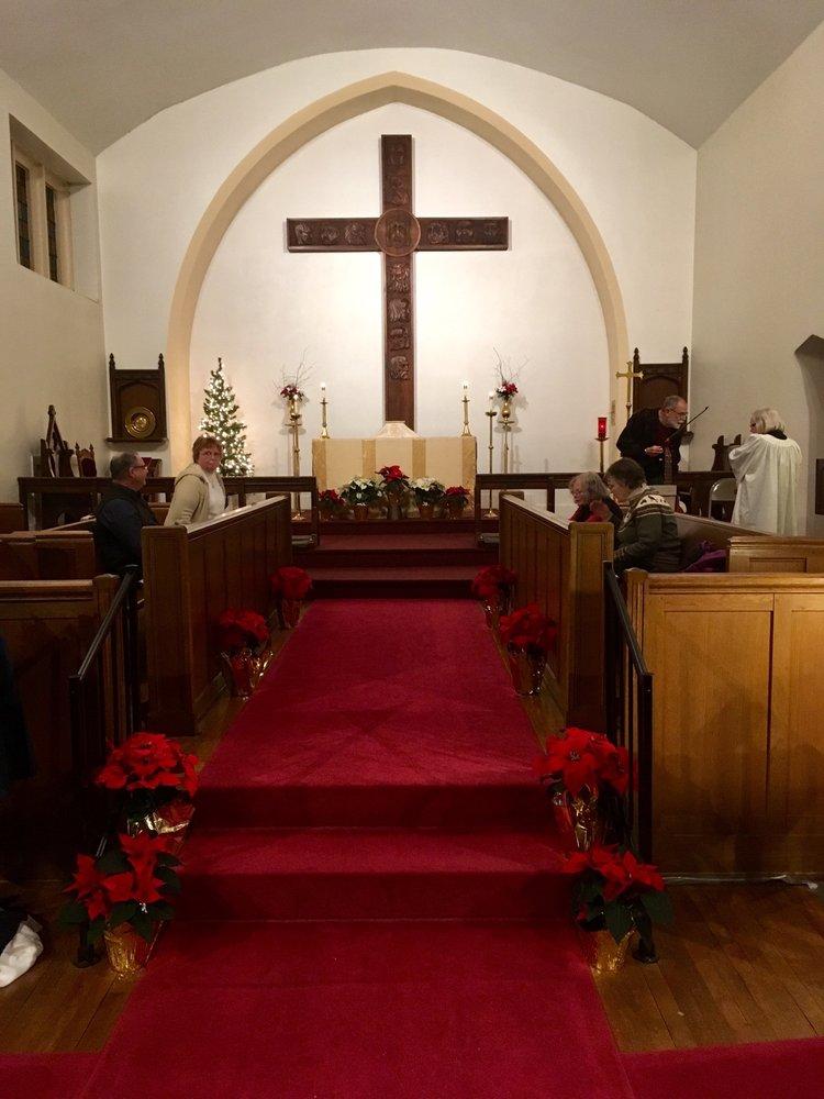 St Barnabas Episcopal Church: 2 High St, Berlin, NH