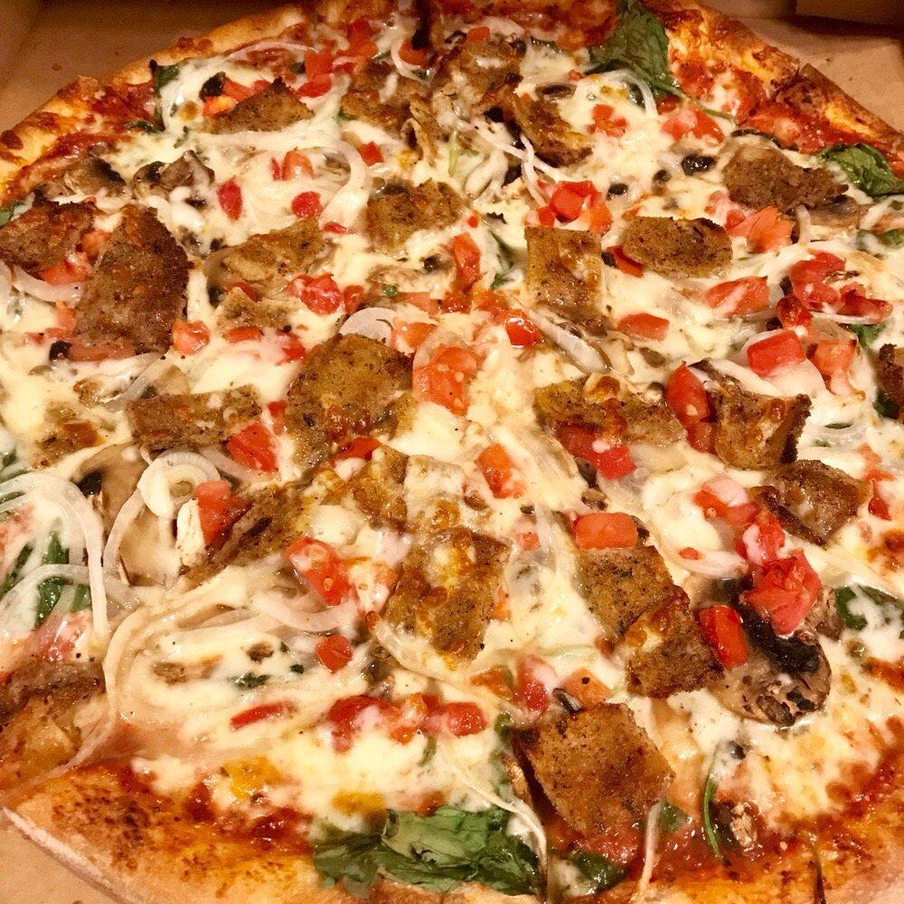 Brenda's Pizzeria: 21311 Garrett Hwy, Oakland, MD