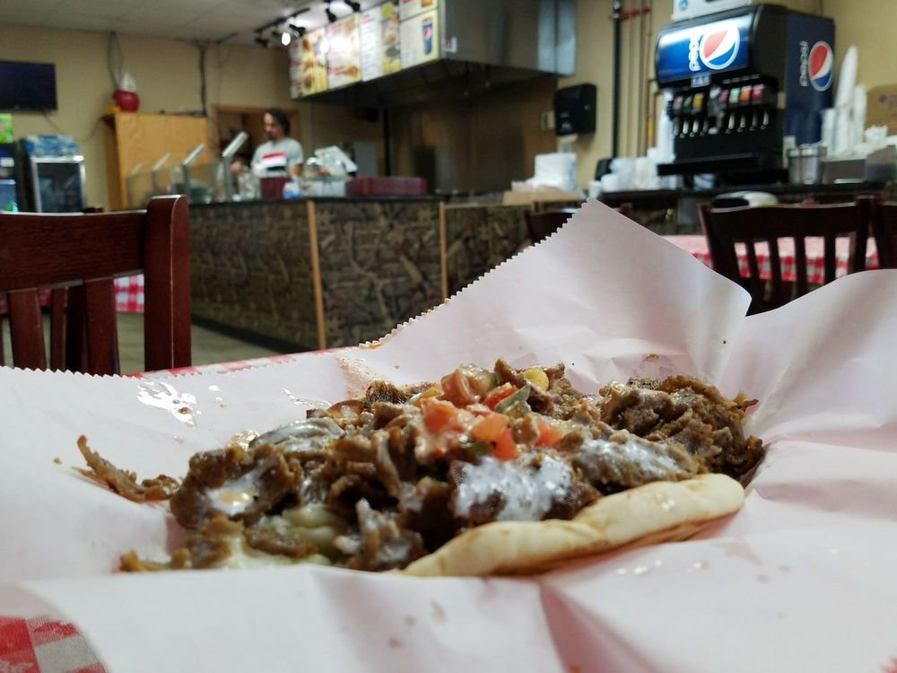Sam's Gyros: 632 N Saddle Creek Rd, Omaha, NE