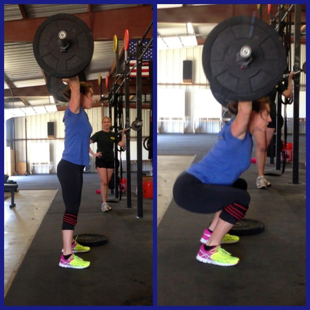 CrossFit Strive Bastrop: 623 Hwy 71 W, Bastrop, TX