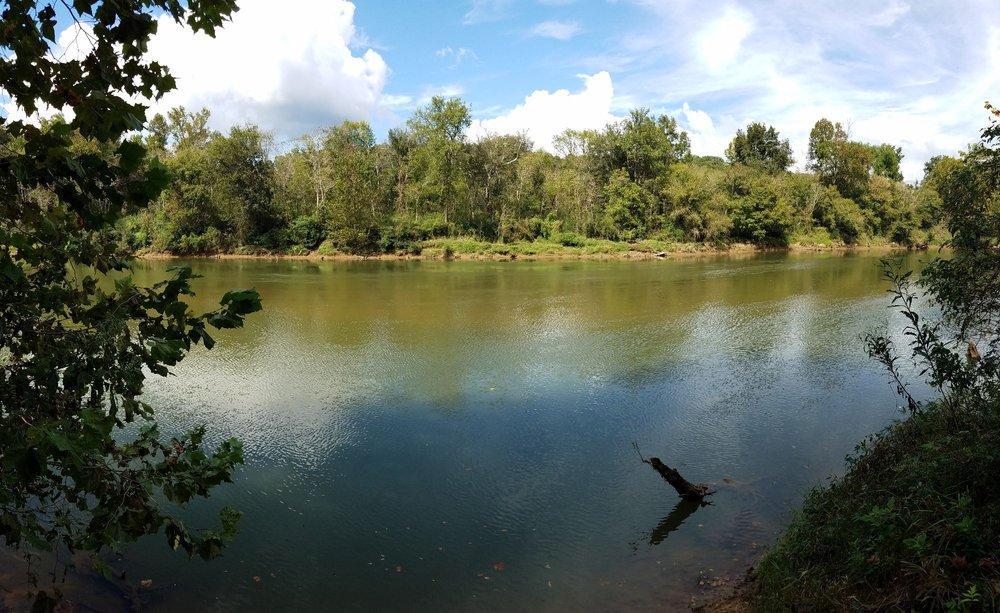 Chattahoochee Bend State Park Visitor Center: 425 Bobwhite Way, Newnan, GA