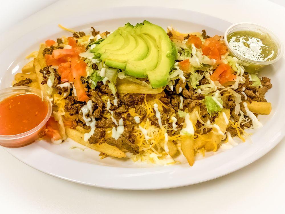 Los Comales Fresh Grill: 11420 N Ventura Ave, Ojai, CA