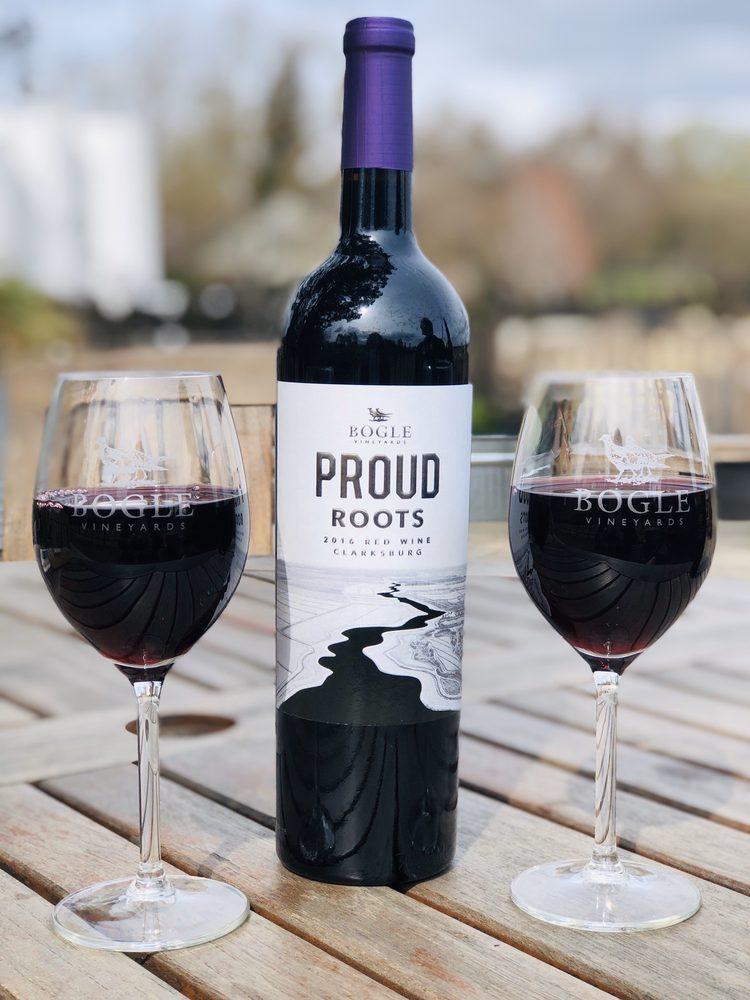 Bogle Vineyards: 37783 County Rd 144, Clarksburg, CA