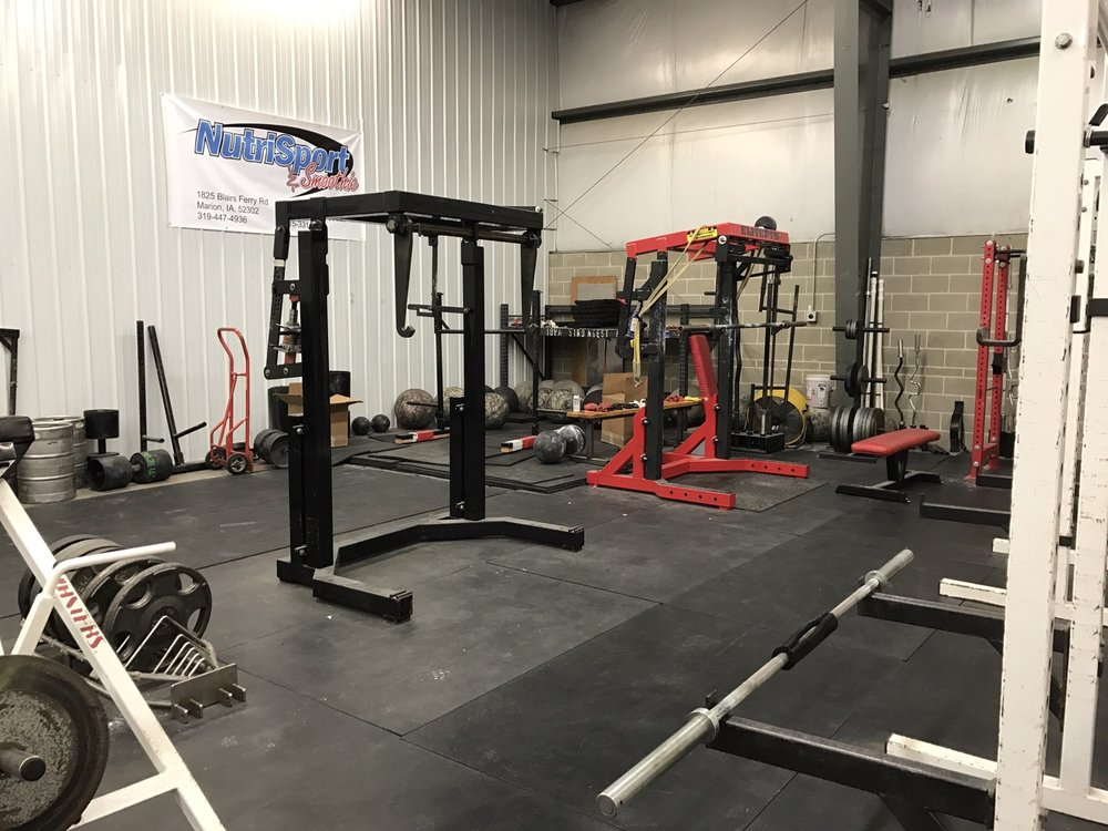 The Anvil Gym