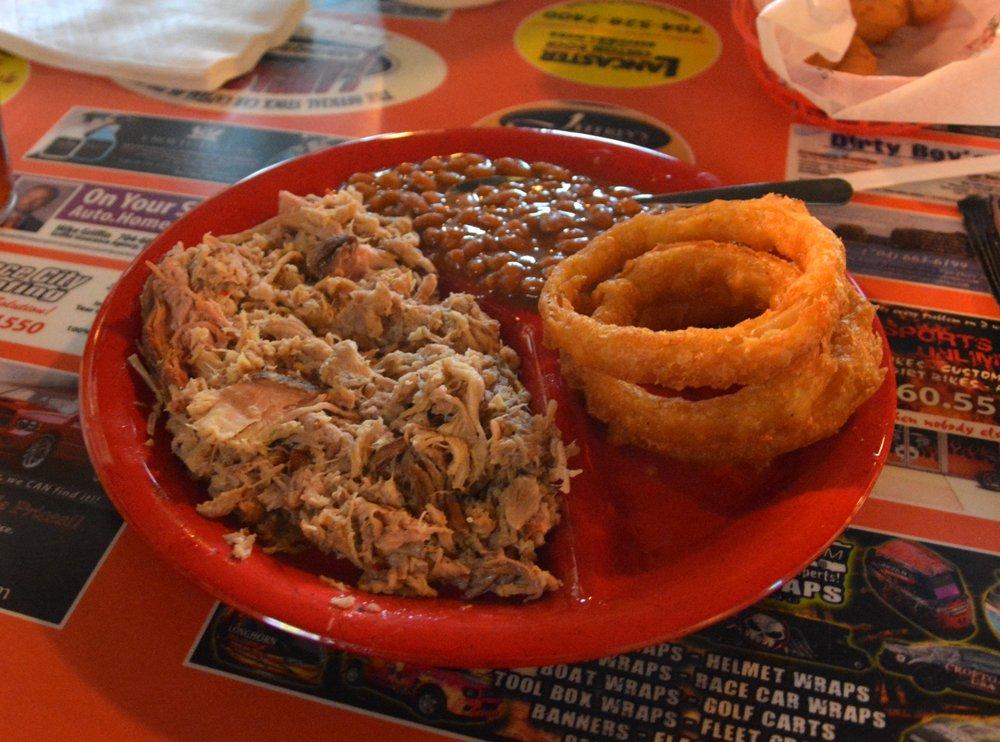 Lancaster's BBQ: 515 Rinehardt Rd, Mooresville, NC