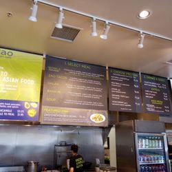 Photo Of Zao Asian Cafe Murray Ut United States Menu