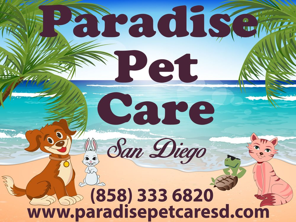 Paradise Pet Care - San Diego
