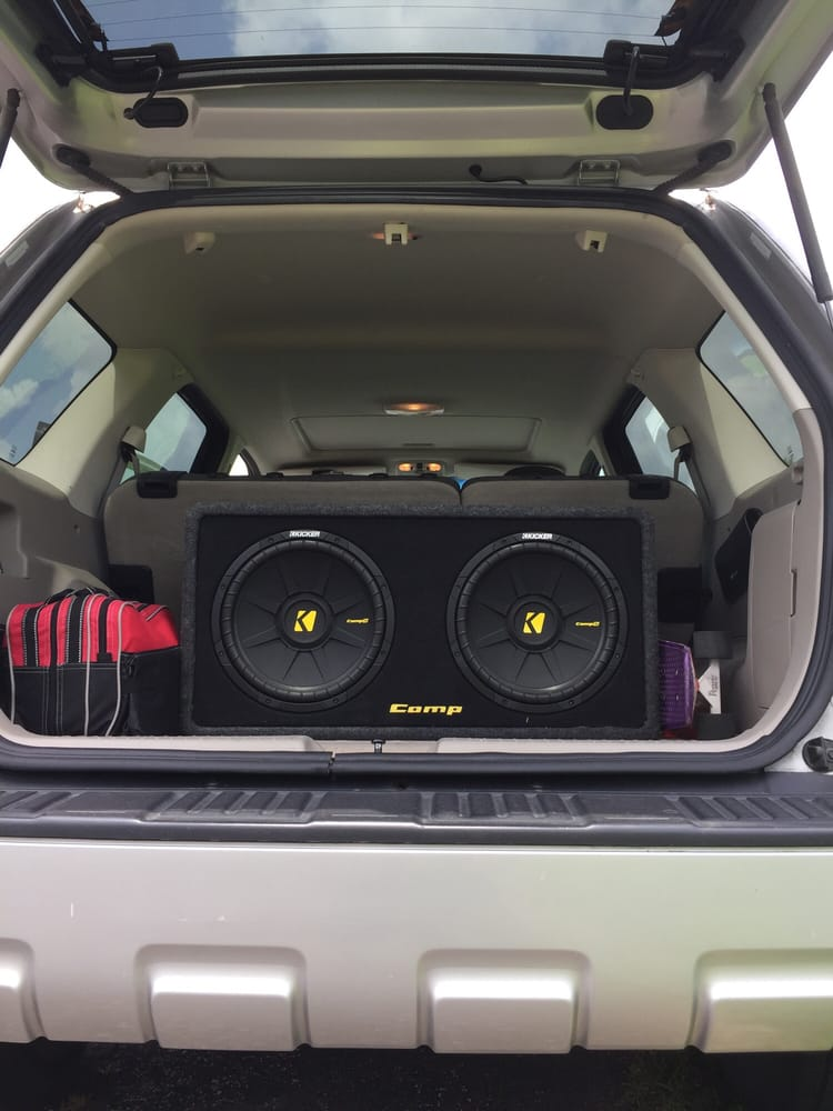 Car Stereo Installation Services Near Me