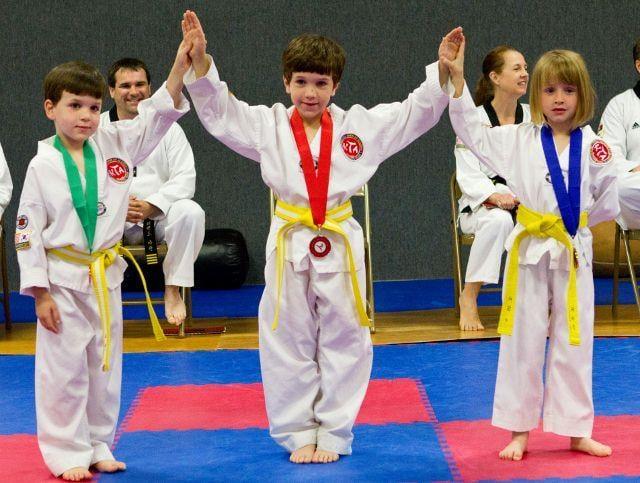 Korea Taekwondo Academy: 9340 Castlegate Dr, Indianapolis, IN