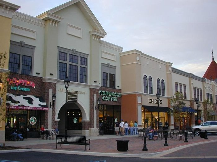Photo of The Town Center at Levis Commons: Perrysburg, OH