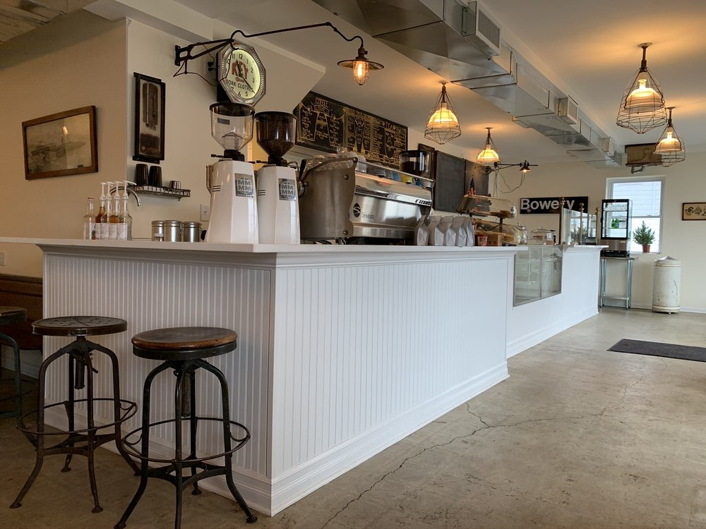 Social Spots from American Bulldog Coffee Roasters