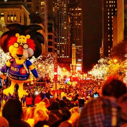 Photo Of The Magnificent Mile Lights Festival   Chicago, IL, United States  ...