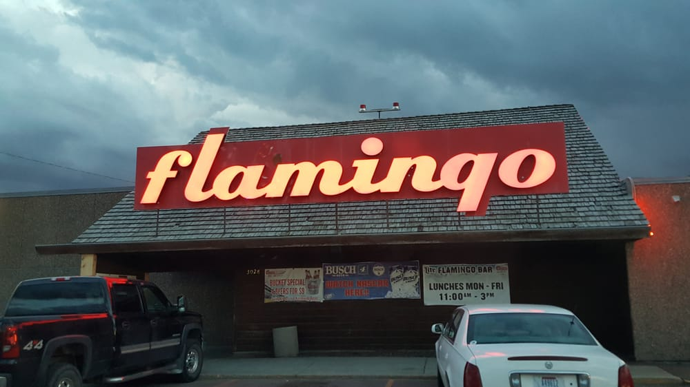 Flamingo Lounge Business: 3028 10th Ave S, Great Falls, MT
