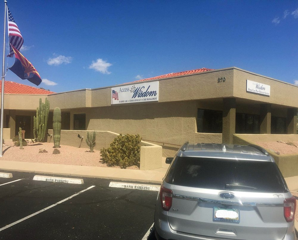 Access Wisdom In Home Care: 270 W Continental Rd, Green Valley, AZ