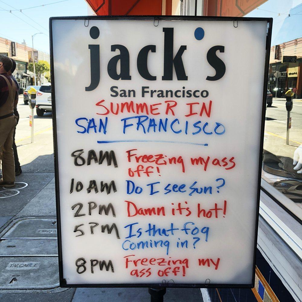 Jack's San Francisco