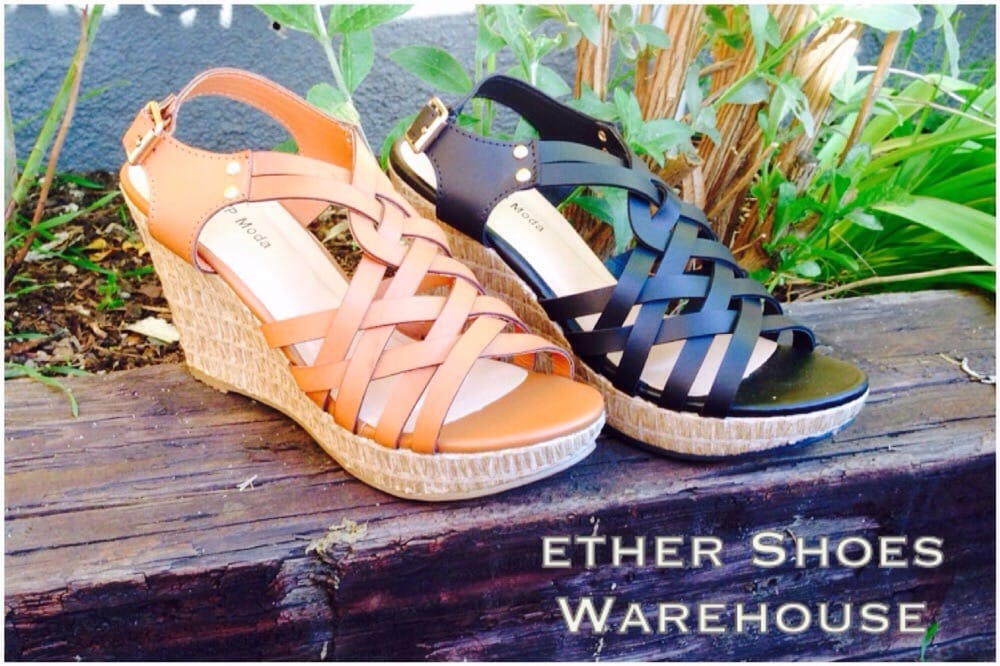 Ether Shoes Warehouse