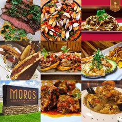 Photo Of Moros Cuban Restaurant La Habra Ca United States