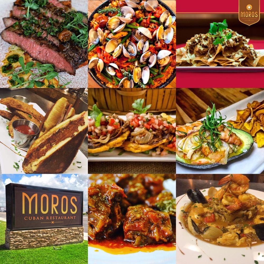 Moros Cuban Restaurant La Habra Ca