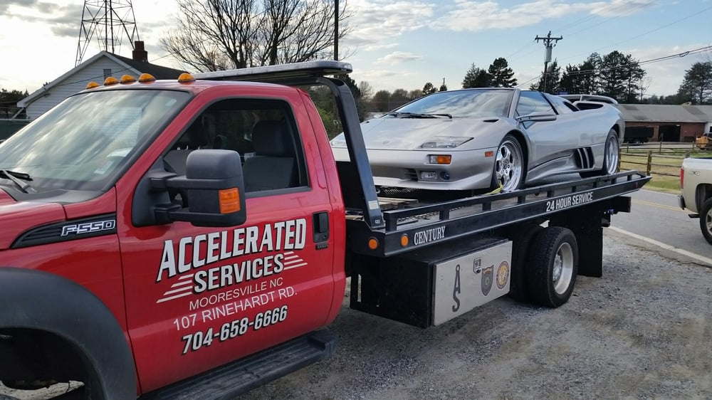 Towing business in Mooresville, NC