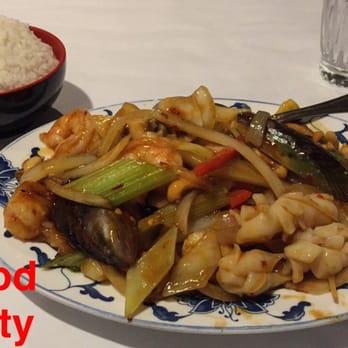 Dynasty Asian Cafe Menu