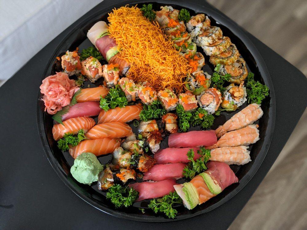 Sushi Farm: 3301 N Ridge Rd, Ellicott City, MD