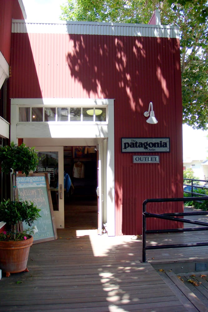 Patagonia Outlet Santa Cruz