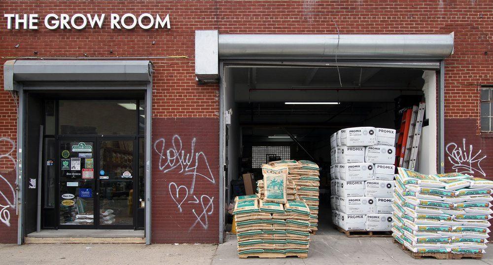 The Grow Room