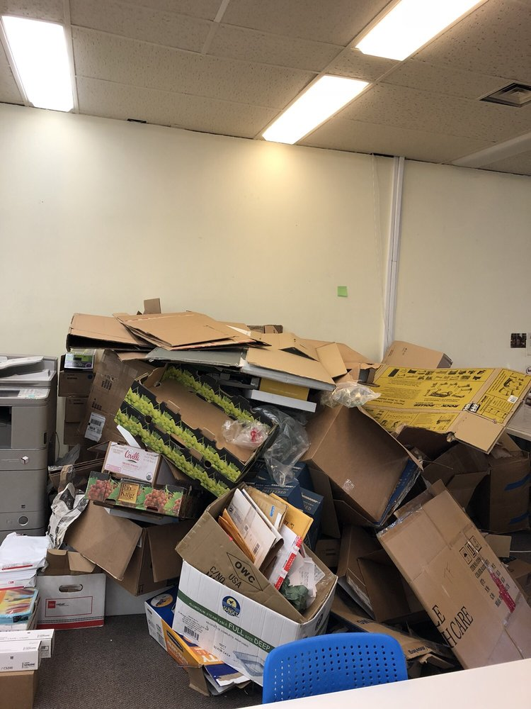 Paper Rush: 2370 Jerrold Ave, San Francisco, CA
