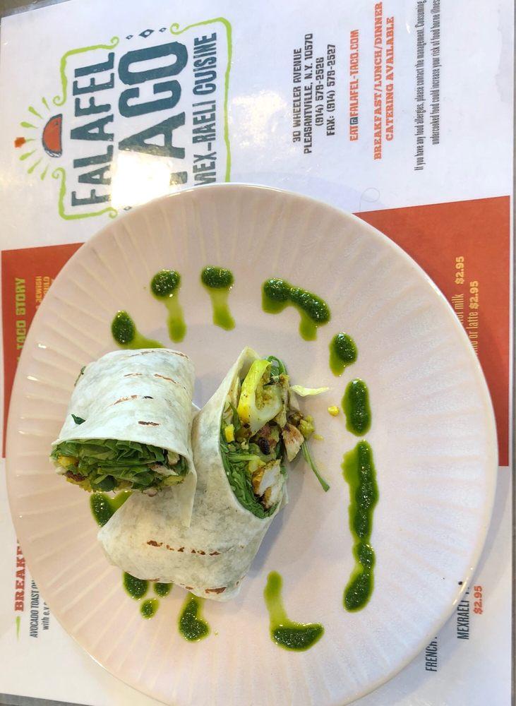 Falafel Taco