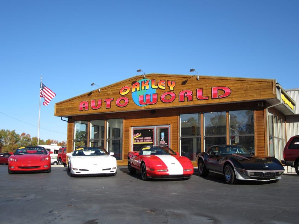 Oakley Auto World: 17165 Business Hwy 13, Branson West, MO