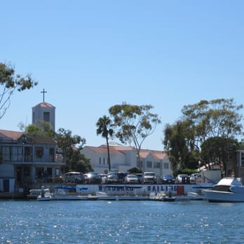 Windward Sailing Club Newport Beach