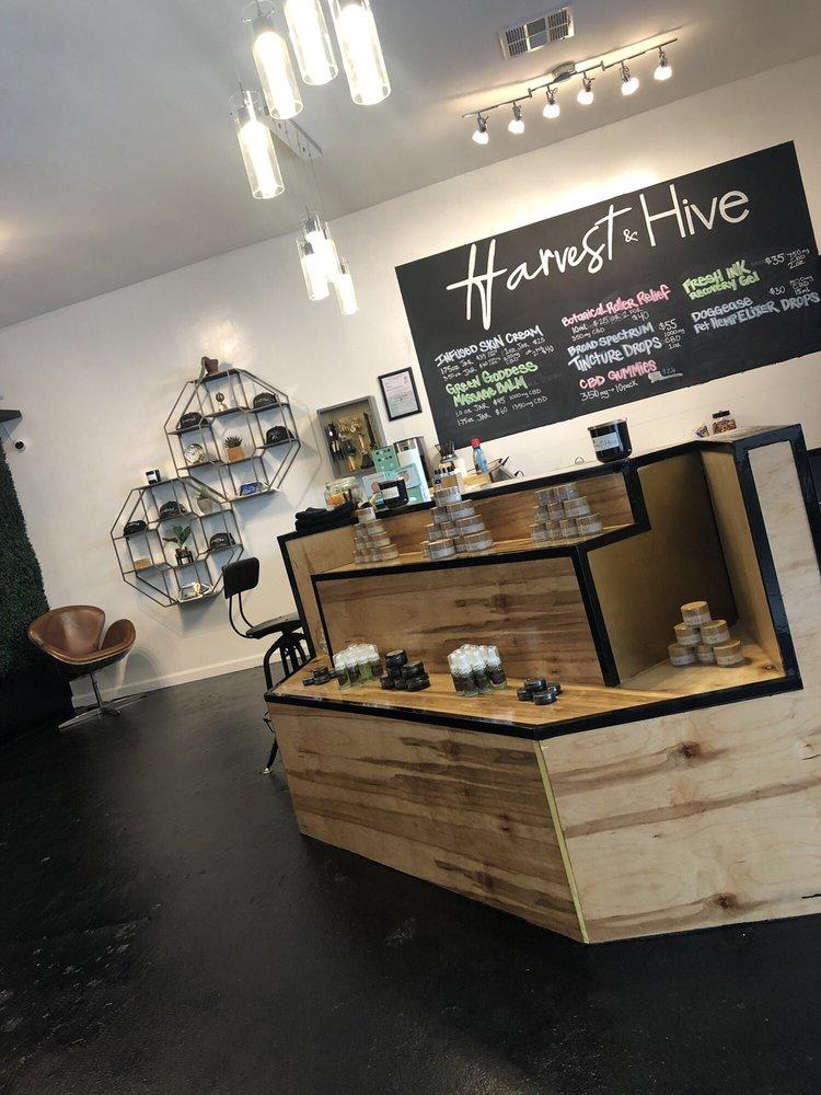 Harvest & Hive Ultra Premium Infusions: 700 E Whittier Blvd, La Habra, CA