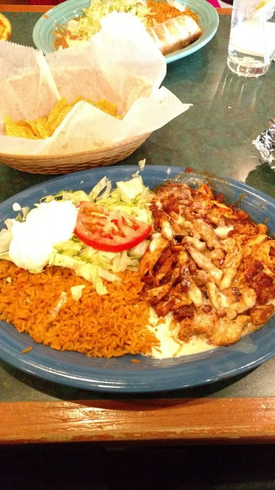 Las Trancas Mexican Restaurant - Charleston: 121 Cross Terrace Blvd, Charleston, WV