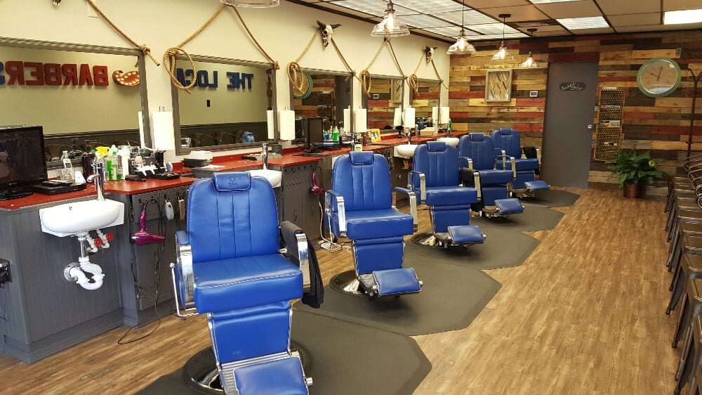 The Local Barbershop: 1614 W State St, Baden, PA