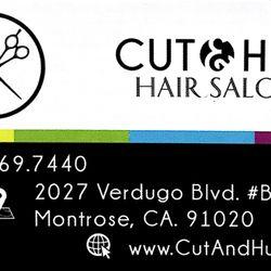Photo Of Cut Hue Hair Salon Montrose Ca United States Business