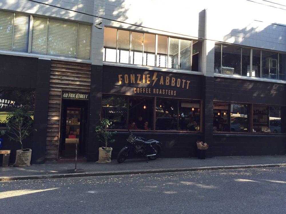 Fonzie abbott 12 photos cafes 40 fox st albion for Abbott california cuisine