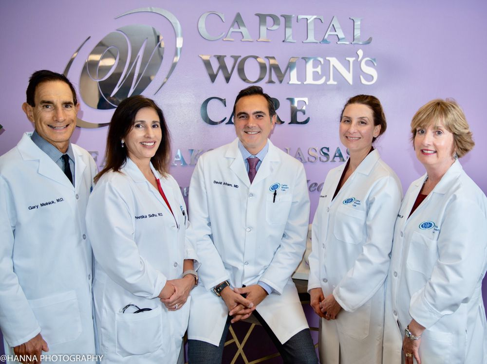 Capital Women's Care- Haymarket: 15111 Washington St, Haymarket, VA