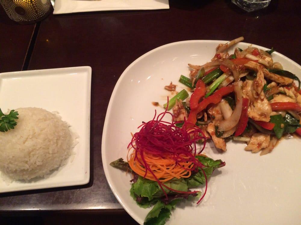 Chai Thai Kitchen Menu