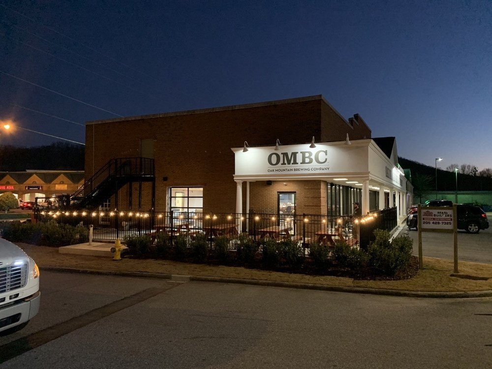 Oak Mountain Brewing: 110 Cahaba Valley Rd, Pelham, AL