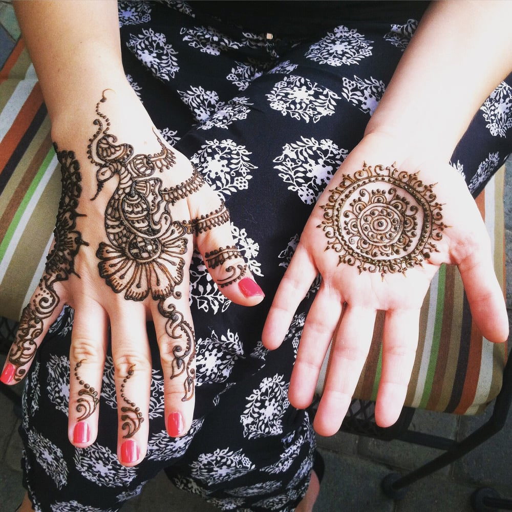 Hennasphere -the Ancient Art of Henna: Bay Park, San Diego, CA