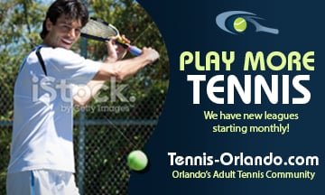 Tennis-Orlando: Orlando, FL