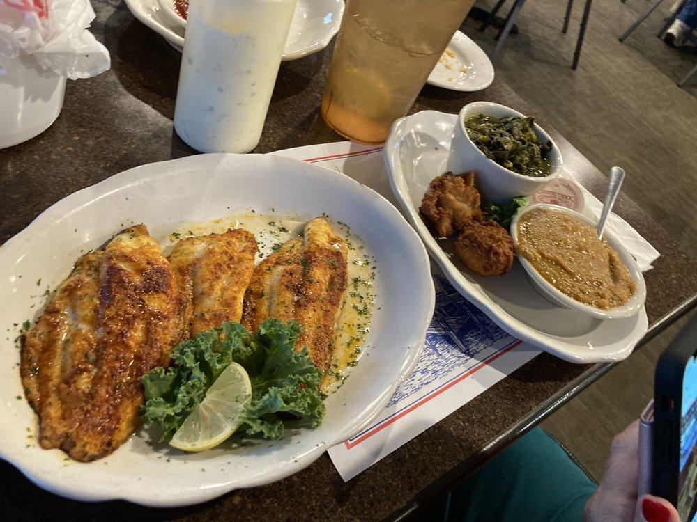 Cedar River Seafood: 804 US Hwy 41, Inverness, FL