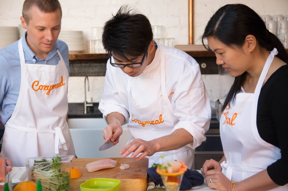Cozymeal Cooking Classes