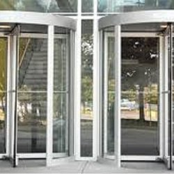 Photo Of Your Automatic Door Company   Franklin, IN, United States.  Revolving Manual