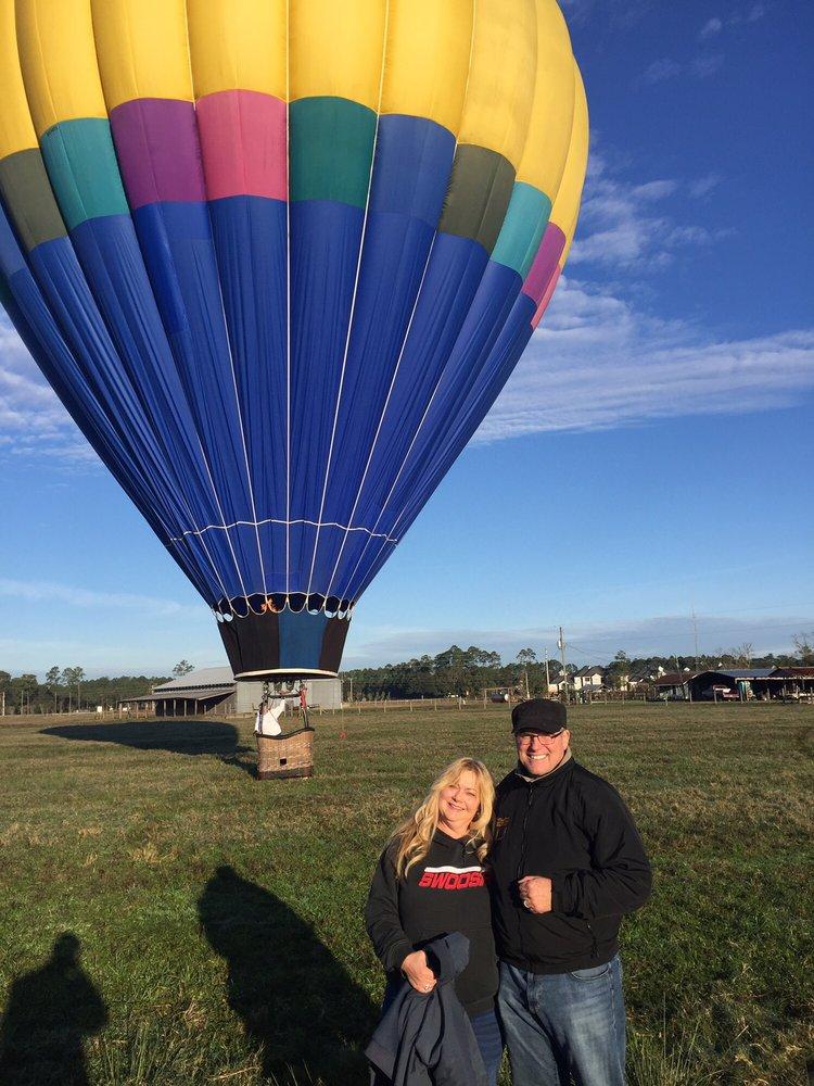 A Hot Air Balloon Ride: 103 Tuscan Way, Saint Augustine, FL
