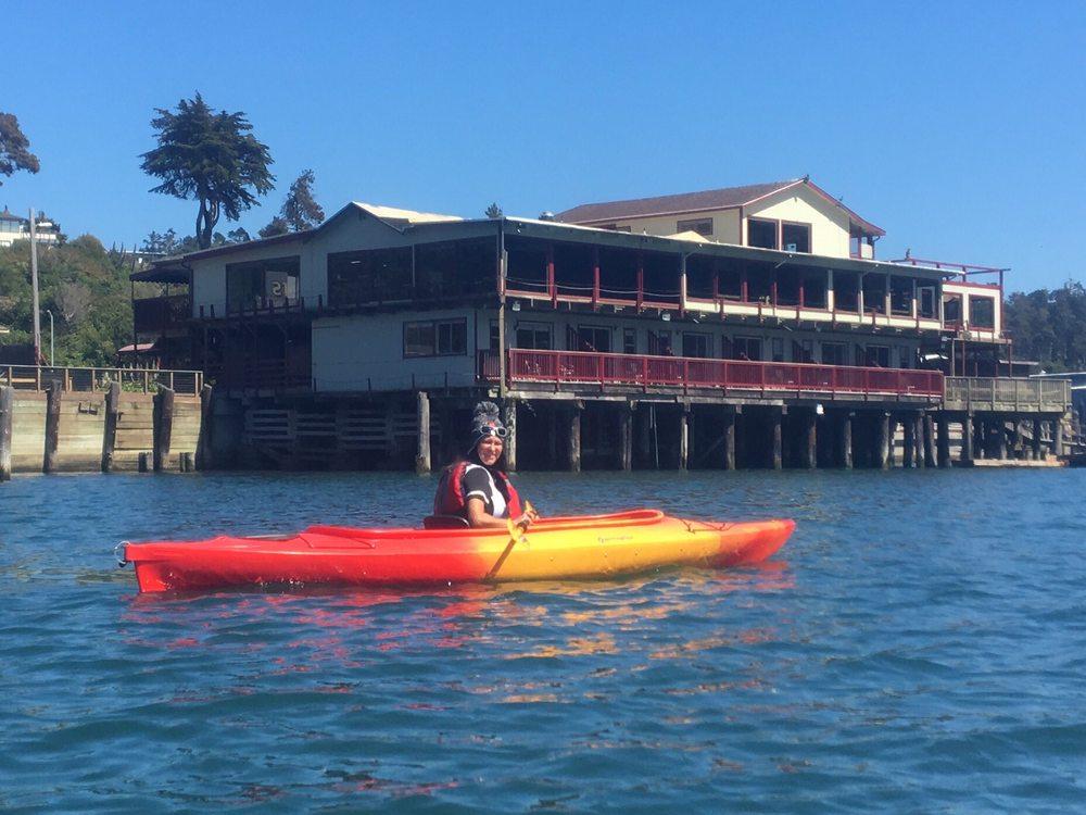 Liquid Fusion Kayaking: 32399 Basin St, Fort Bragg, CA