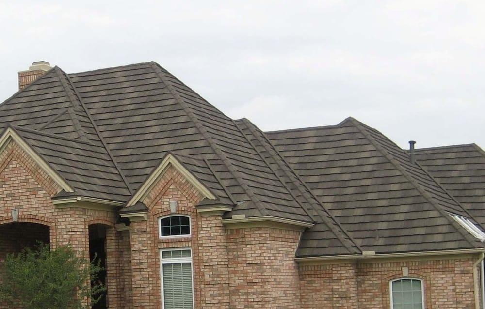 Metal Roofing Decra Shake Xd Pinnacle Grey Yelp