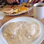 Photo Of Country Kitchen Restaurant Ponca City Ok United States One Biscuit
