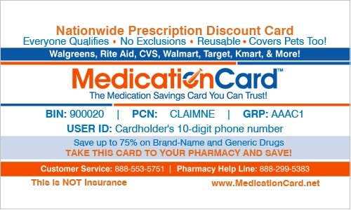 Pharmacy Discount Card Drugstores 12555 Euclid St