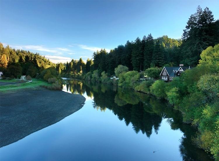 Highland Dell: 21050 River Blvd, Monte Rio, CA
